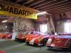 Musée de la voiture de course Abarth 11
