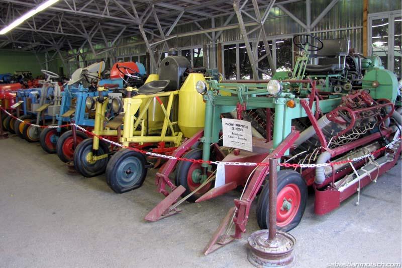Musée du tracteur enjambeur 08