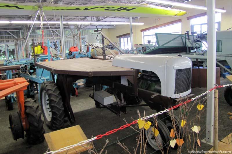 Musée du tracteur enjambeur 05