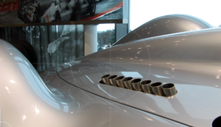 Audi Museum Ingolstadt | automotive photography by Sebastian Motsch (2010)