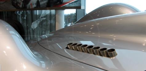 Audi Museum Ingolstadt | automotive photography by Sebastian Motsch (2010)