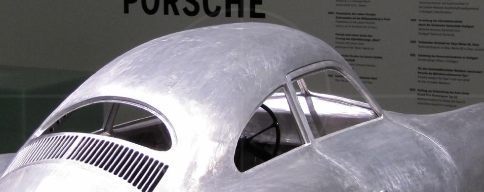 Porsche Museum Zuffenhausen | automotive photography by Sebastian Motsch (2009)