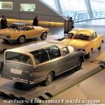 Mercedes-Benz Museum Stuttgart Untertürkheim 2009