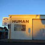 In Kimberley you get Human service for your Ford or Mazda. lol