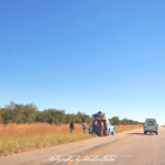 Roadside breakdown South Africa | photography by Sebastian Motsch
