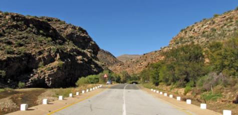 Mareispoort Pass South Africa | photography by Sebastian Motsch (2012)