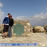 South Africa, Western Cape, Cape Agulhas, Indian Ocean, Atlantic Ocean