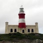 South Africa, Western Cape, Cape Agulhas, Lighthouse