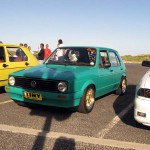 Beach & Cars Muizenberg South Africa