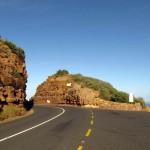 South Africa, Capetown, Chapmans Peak Drive