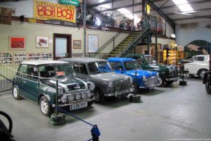 Tecla Taid Anglesea Transport Museum 2013