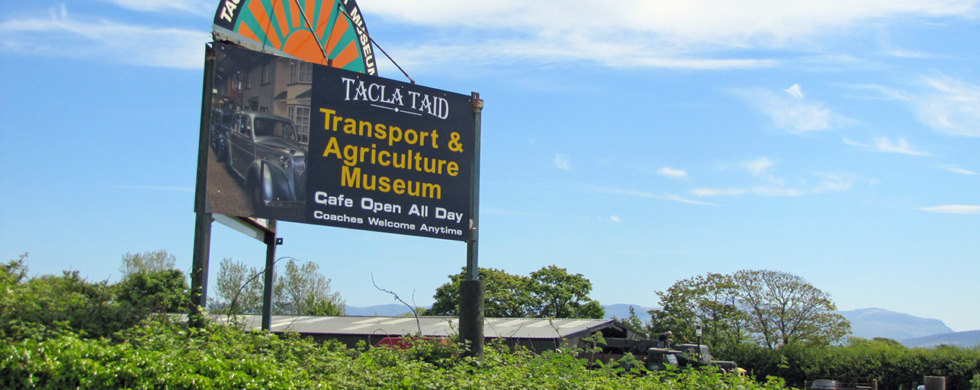 Tacla Taid Anglesea Transport Museum 2013