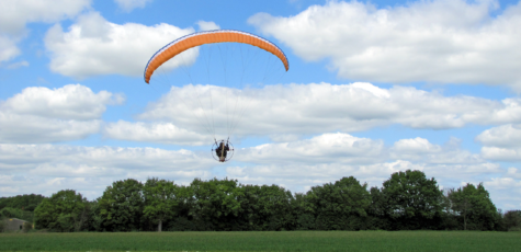 Paramotor Roadtrip UK 2013