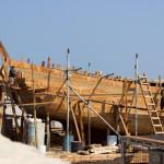 Oman Sur Dhow Wharf   Travel Photography by Sebastian Motsch (2014)