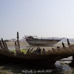 Oman Sur Harbor Wrecks   Travel Photography by Sebastian Motsch (2014)