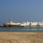 Oman Sur Harbor with Lighthouse | Travel Photography by Sebastian Motsch (2014)