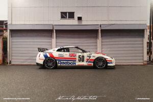 Aoshima Nissan GT-R35 Reebok Built by Sebastian Motsch