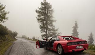 Ferrari 348 TS in Austria Drive-by Snapshot by Sebastian Motsch