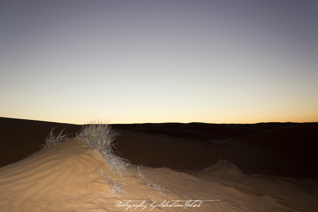 Wahiba Sands Sunrise Oman | Travel Photography by Sebastian Motsch (2015)