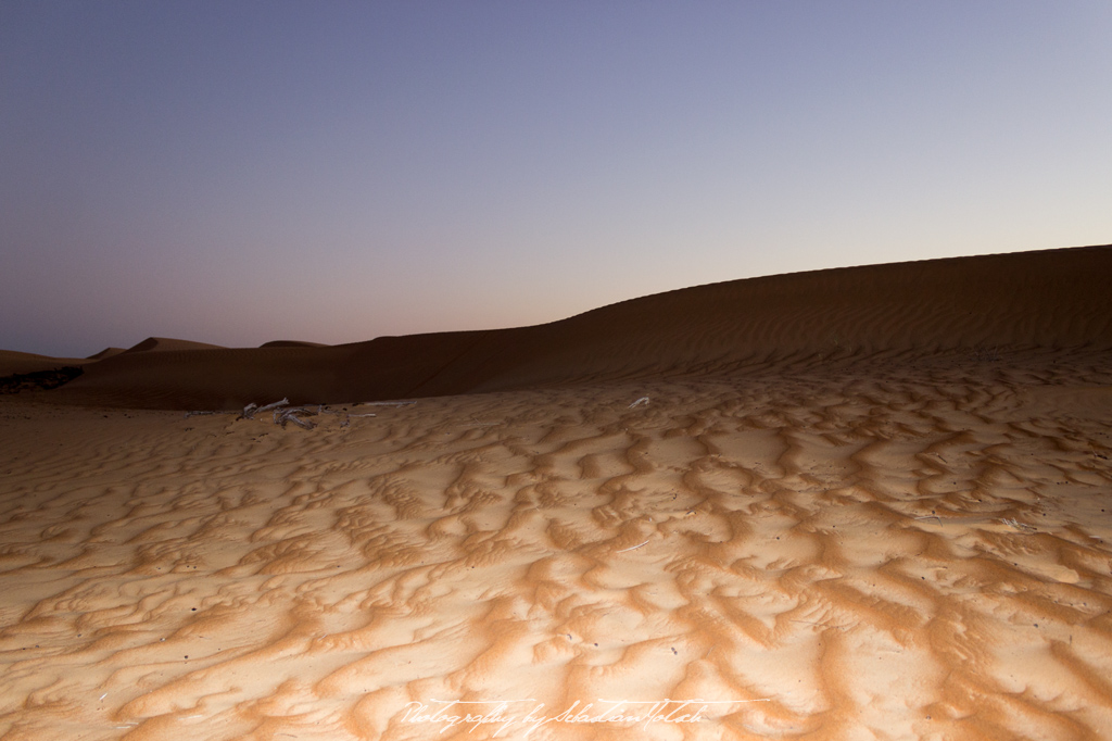 Wahiba Sands Sunrise Oman | Travel Photography by Sebastian Motsch (2015)