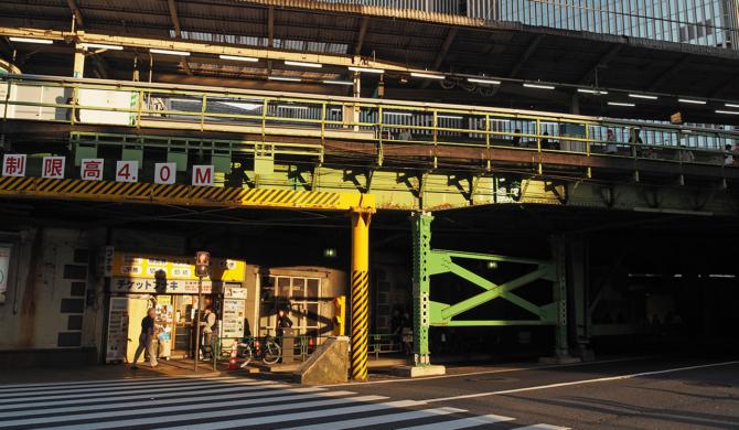 2017 Japan Tokyo Yarakucho Station Sunset | Travel Photography by Sebastian Motsch (2017)