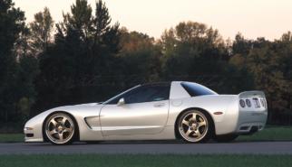 Corvette C5 Z06 Lingenfelter | photoshop chop by Sebastian Motsch (2007)
