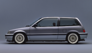 Honda CIVIC AH Hatchback |photoshop chop by Sebastian Motsch