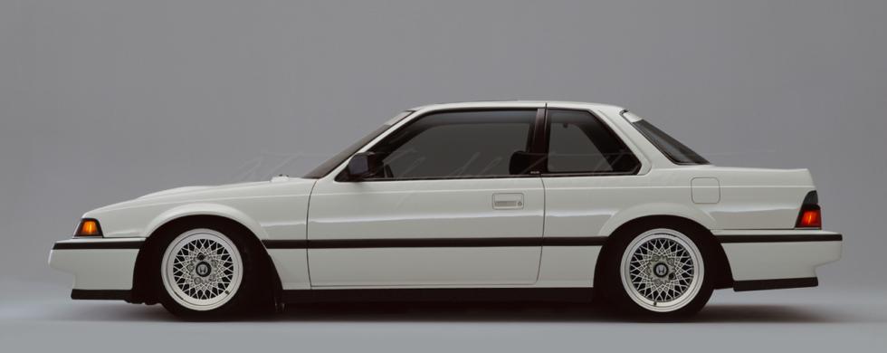 Honda Prelude Si BA2 | photoshop chop by Sebastian Motsch (2009)