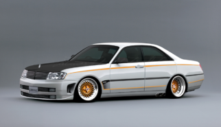 Nissan Cedric Y34 VIP | photoshop chop by Sebastian Motsch (2007)