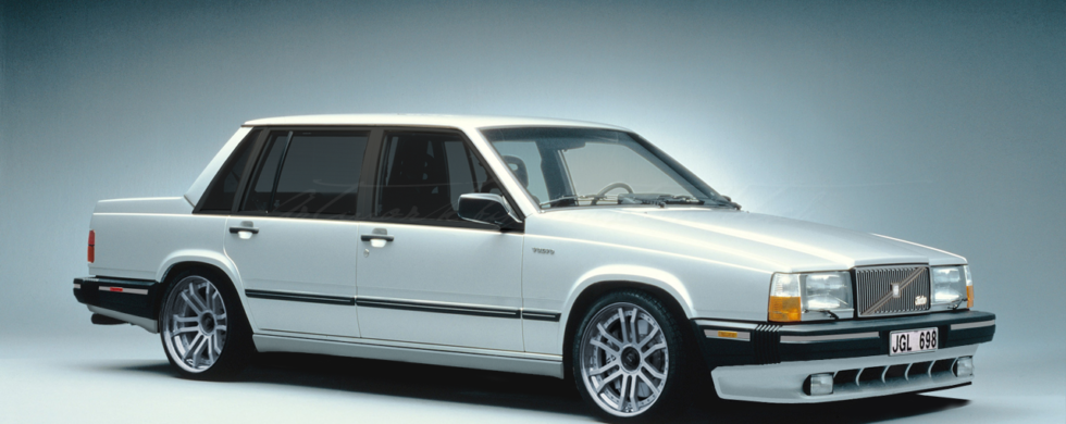 Volvo 740 GLE Turbo IMSA | photoshop chop by Sebastian Motsch (2008)