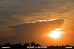 Laos Vientiane Mekong River Sunset 02 Travel Photography by Sebastian Motsch