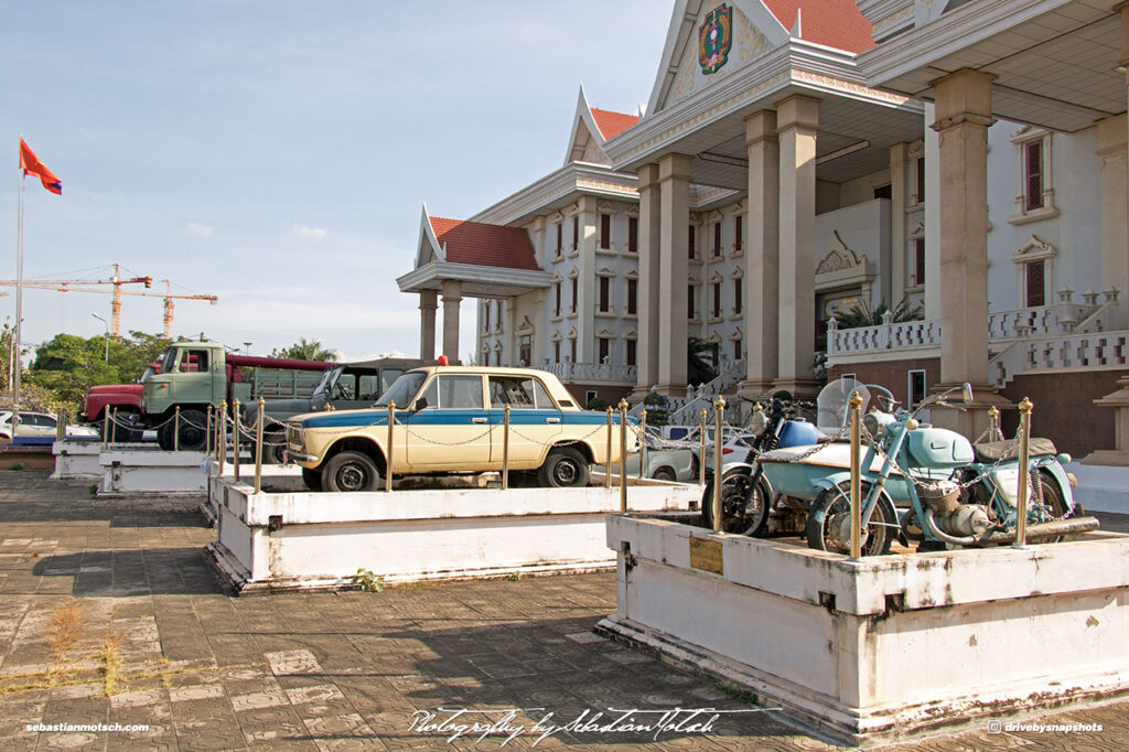Laos Vientiane People Security Museum Travel Photography by Sebastian Motsch
