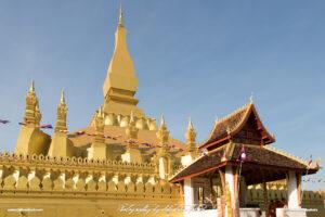 Laos Vientiane Pha Tat Luang 01 Travel Photography by Sebastian Motsch