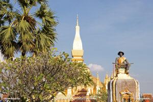 Laos Vientiane Pha Tat Luang 03 Travel Photography by Sebastian Motsch