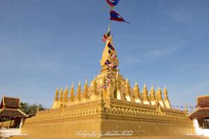 Laos Vientiane Pha Tat Luang 07 Travel Photography by Sebastian Motsch