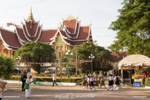 Laos Vientiane Pha Tat Luang 10 Travel Photography by Sebastian Motsch