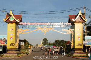 Laos Vientiane Pha Tat Luang 13 Travel Photography by Sebastian Motsch