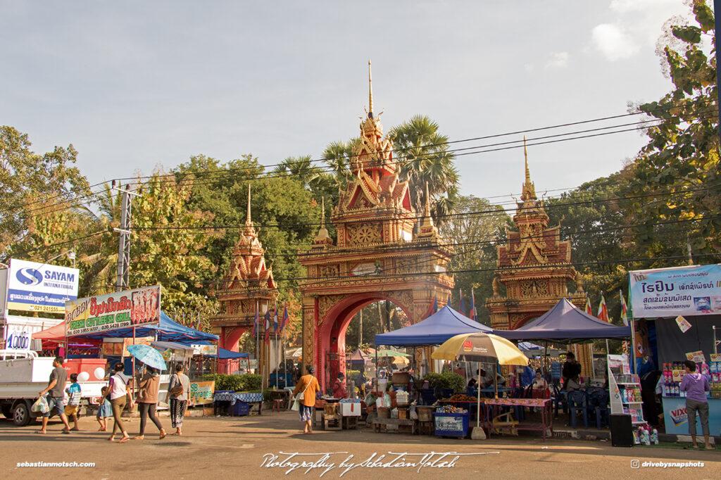 Laos Vientiane Pha That Luang Festival 01 Travel Photography by Sebastian Motsch
