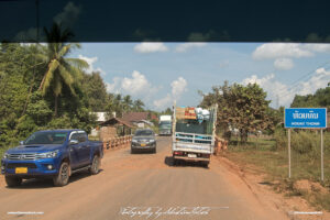 Toyota Hilux Double Cab Laos Houay Thonh Drive-by Snapshots by Sebastian Motsch