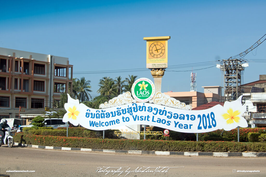 Welcome to Laos 2018 Travel Photography by Sebastian Motsch
