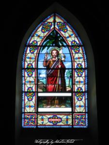2007 France Mézos Église Saint-Jean-Baptiste | travel photography by Sebastian Motsch (2007)