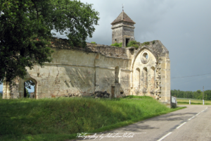 2007 France Targon Commanderie templière de Montarouch | travel photography by Sebastian Motsch (2007)