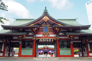2017 Japan Tokyo Chiyoda Hie Shrine | travel photography by Sebastian Motsch (2017)
