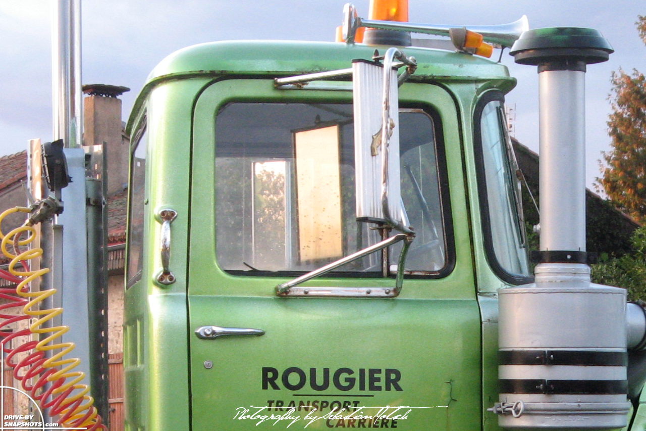 Transports Rougier Classic Mack Truck | Drive-by Snapshots by Sebastian Motsch (2009)