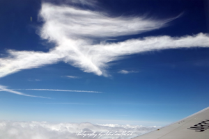 2017 Japan ANA Flight Clouds | Travel Photography by Sebastian Motsch (2017)
