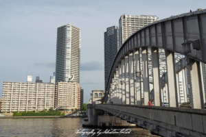 2017 Japan Tokyo Sumida River | Travel Photography by Sebastian Motsch (2017)