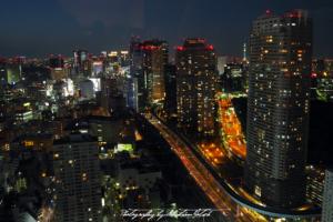2017 Japan Tokyo Skyline Night | travel photography by Sebastian Motsch (2017)
