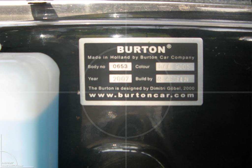 Citroen 2CV Burton Roadster | Drive-by Snapshots by Sebastian Motsch (2009)
