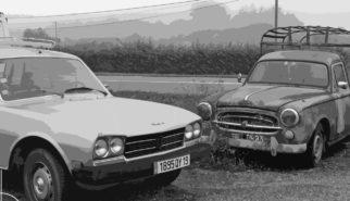 Peugeot 504 Break USDM-spec France | Drive-by Snapshots by Sebastian Motsch (2013)