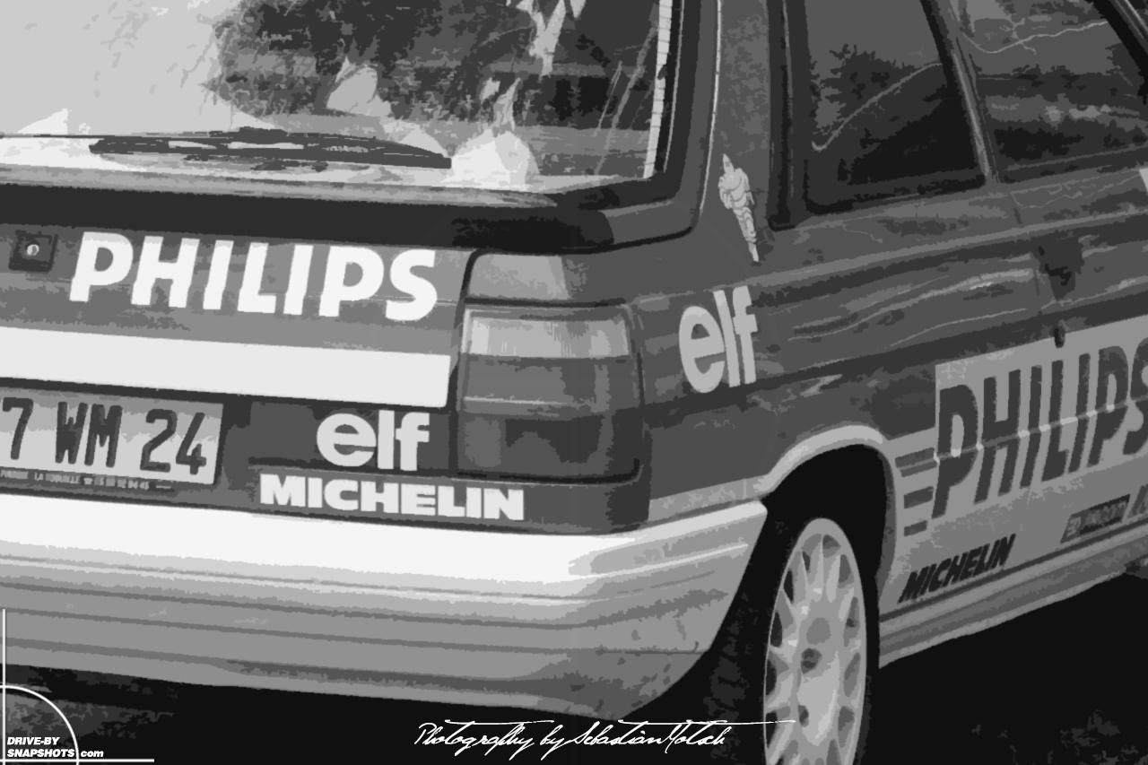 Renault 11 Turbo Replica Of A Rallye Legend Sebastian Motsch